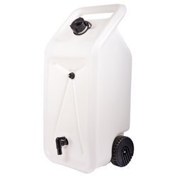 55L Portable water container for sanitary purposes