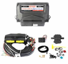AC STAG QMAX Plus with OBD - 6 cylinder LPG CNG Conversion KIT