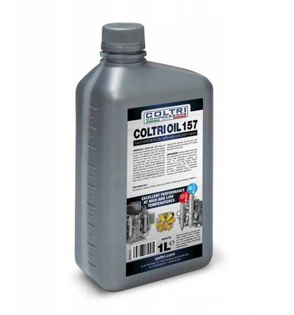 Coltri Sub Synthetic Oil 157 - 1L - with High Viscosity Index